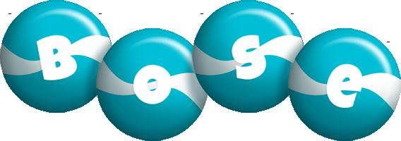 Bose messi logo