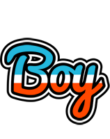 Boy america logo