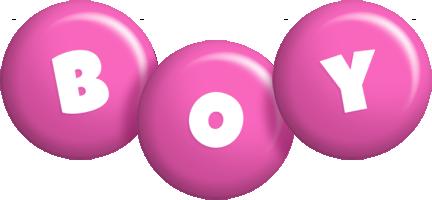 Boy candy-pink logo