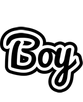 Boy chess logo