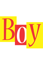 Boy errors logo
