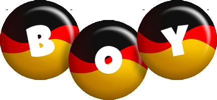 Boy german logo