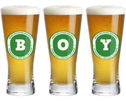 Boy lager logo