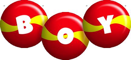 Boy spain logo