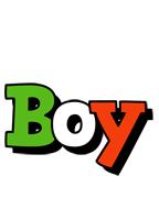 Boy venezia logo