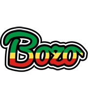 Bozo african logo