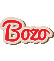 Bozo chocolate logo