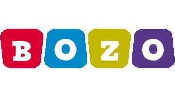 Bozo daycare logo