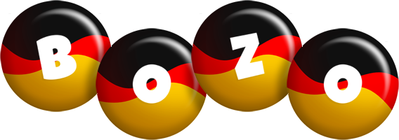 Bozo german logo