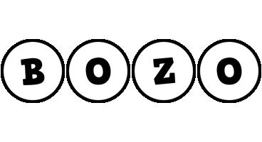 Bozo handy logo