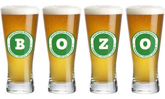 Bozo lager logo