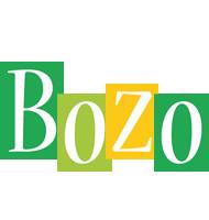 Bozo lemonade logo