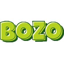 Bozo summer logo