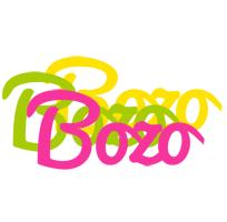 Bozo sweets logo