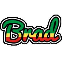 Brad african logo