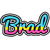Brad circus logo