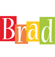 Brad colors logo