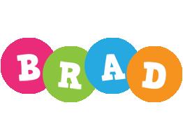 Brad friends logo