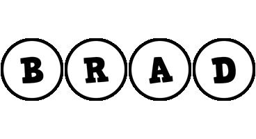 Brad handy logo