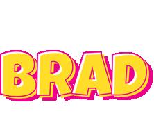 Brad kaboom logo