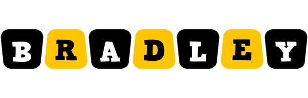 Bradley boots logo