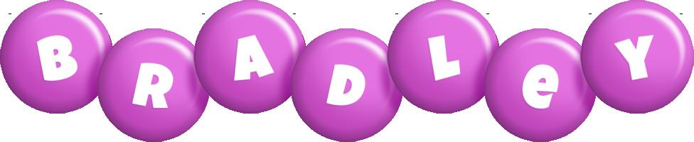 Bradley candy-purple logo