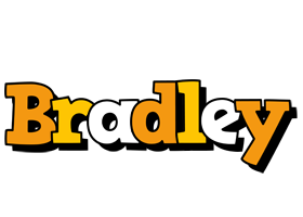 Bradley cartoon logo