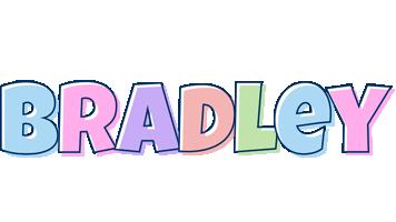 Bradley pastel logo