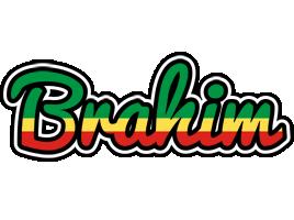 Brahim african logo