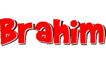 Brahim basket logo
