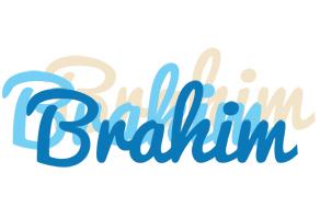Brahim breeze logo