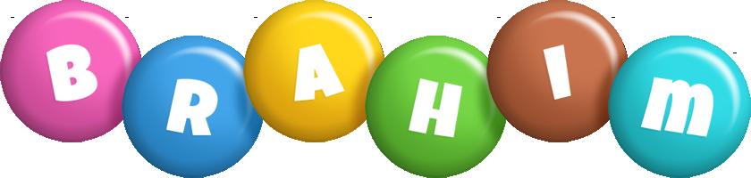 Brahim candy logo