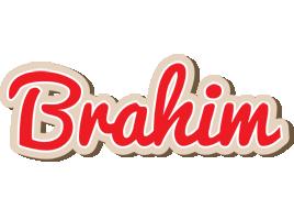 Brahim chocolate logo