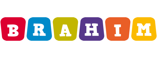 Brahim daycare logo