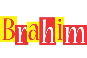 Brahim errors logo