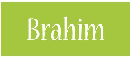 Brahim family logo