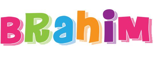 Brahim friday logo