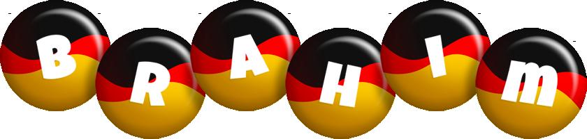 Brahim german logo