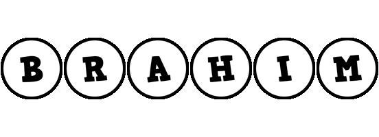 Brahim handy logo