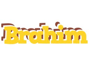 Brahim hotcup logo