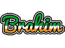 Brahim ireland logo