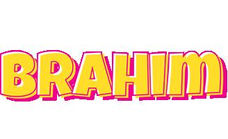 Brahim kaboom logo