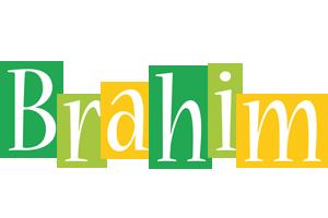 Brahim lemonade logo