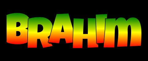 Brahim mango logo