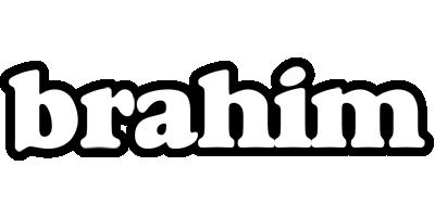 Brahim panda logo