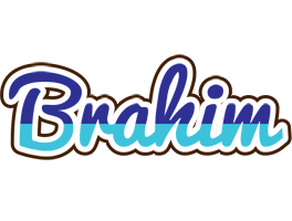 Brahim raining logo