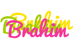 Brahim sweets logo