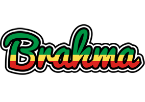 Brahma african logo