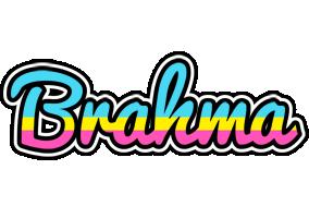 Brahma circus logo