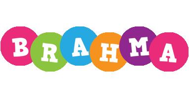 Brahma friends logo